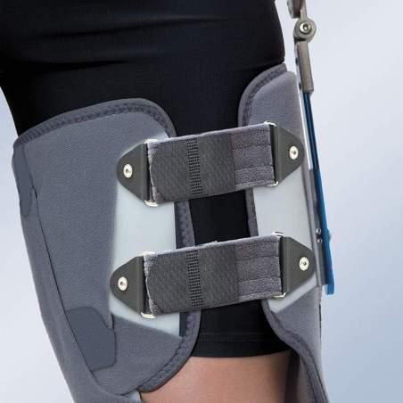 Contreventement abduction de la hanche