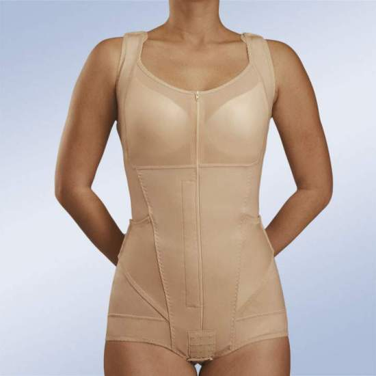 BODY WITH LUMBAR TRACTION AND PECTORAL AREA IN LYCRA BOD-100TVL