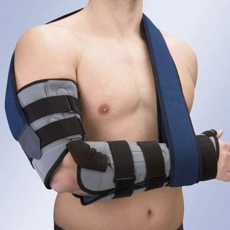 Elbow avec palmiers et SPLINT DE POUCE AVEC CONTROLE DE FLEXIBLE-Extension 94302