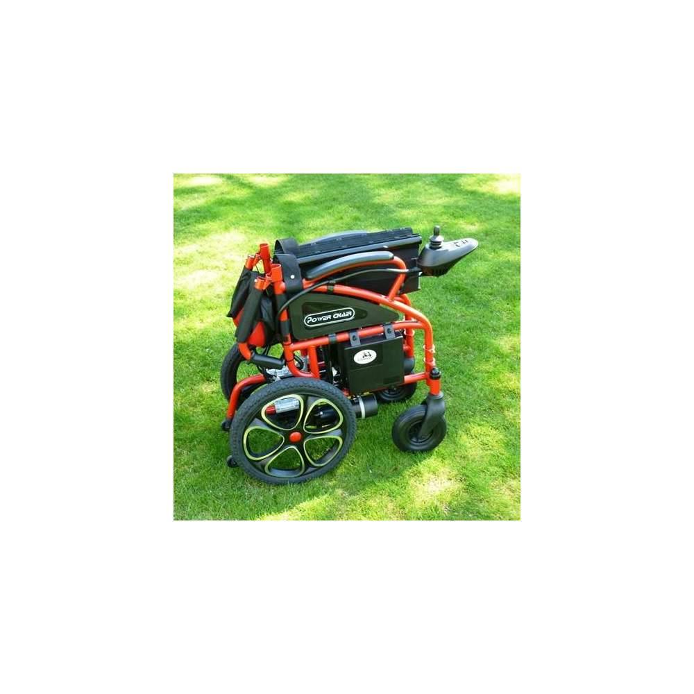 Wheel Chair Release Power Chair Sport
