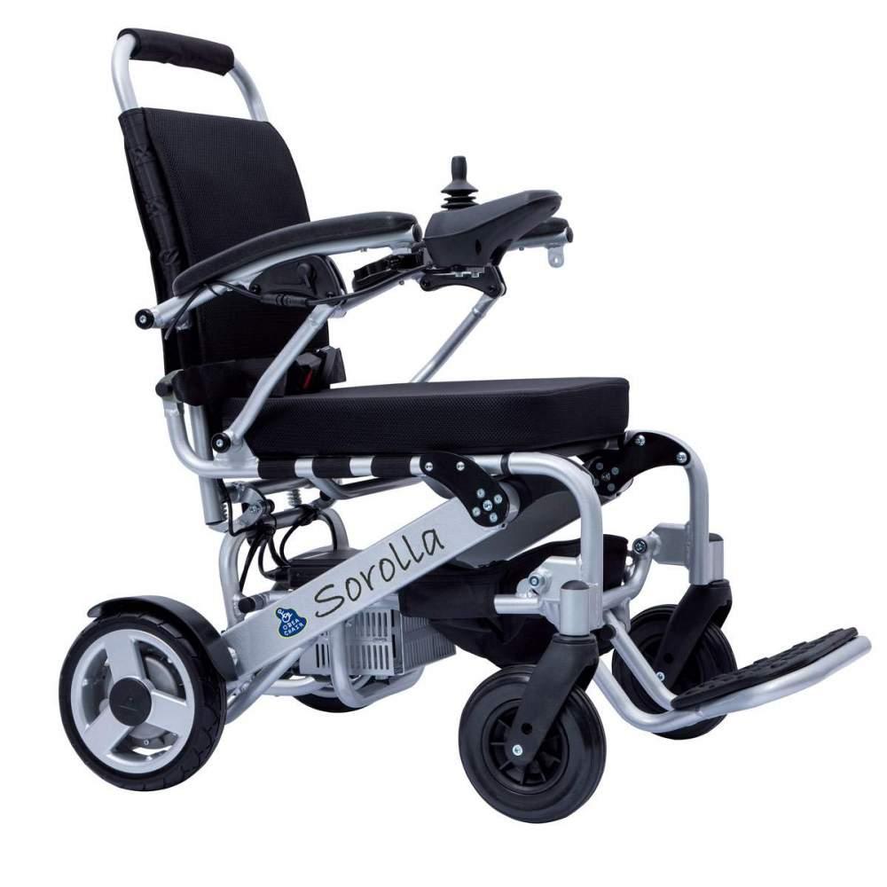 Silla de ruedas plegable sorolla mini - Sillas de ruedas electricas ...