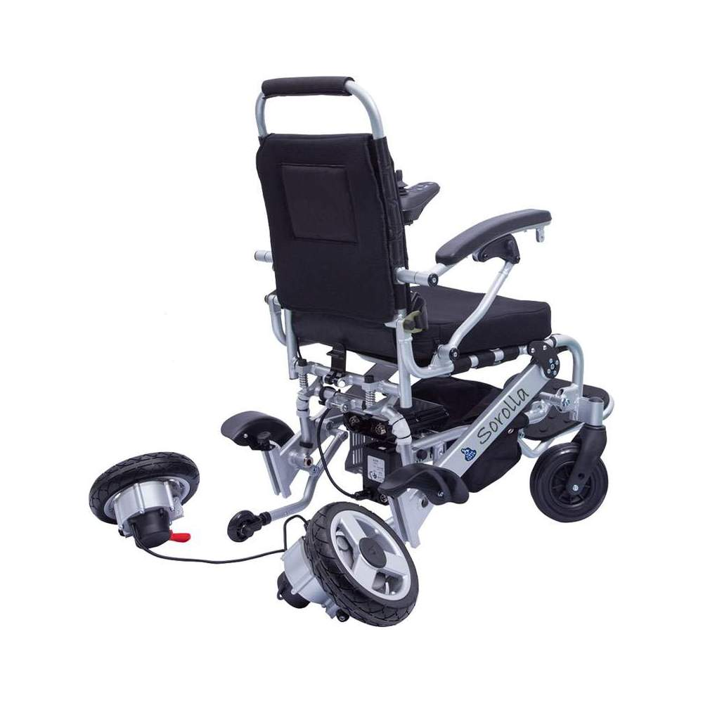 Sorolla Mini Folding Wheelchair