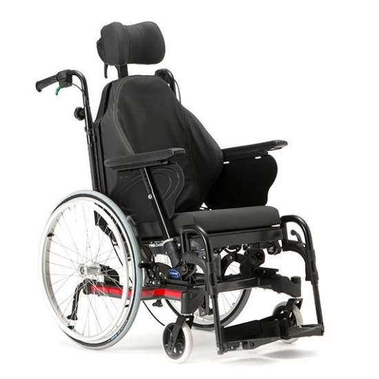 cadeira Dahlia 30 -  Posicionamento cadeira de rodas Rea Dahlia