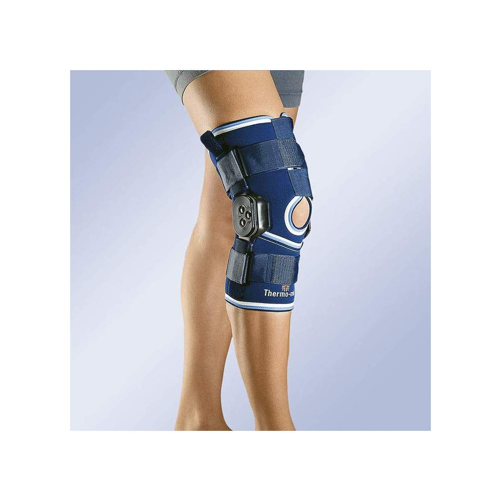 NEOPRENE KNEE CONTROL flexion and extension short - NEOPRENE KNEE CONTROL flexion and extension