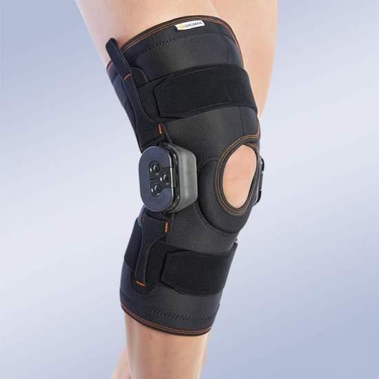 Flessione ed estensione del ginocchio SHORT - La flessione del ginocchio e l'estensione breve 0-15-30-60-90º