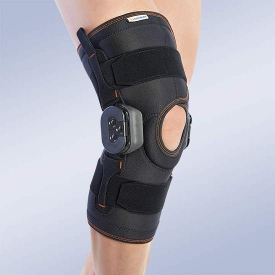 Flexion and extension KNEE SHORT - Knee flexion and extension short 0-15-30-60-90º