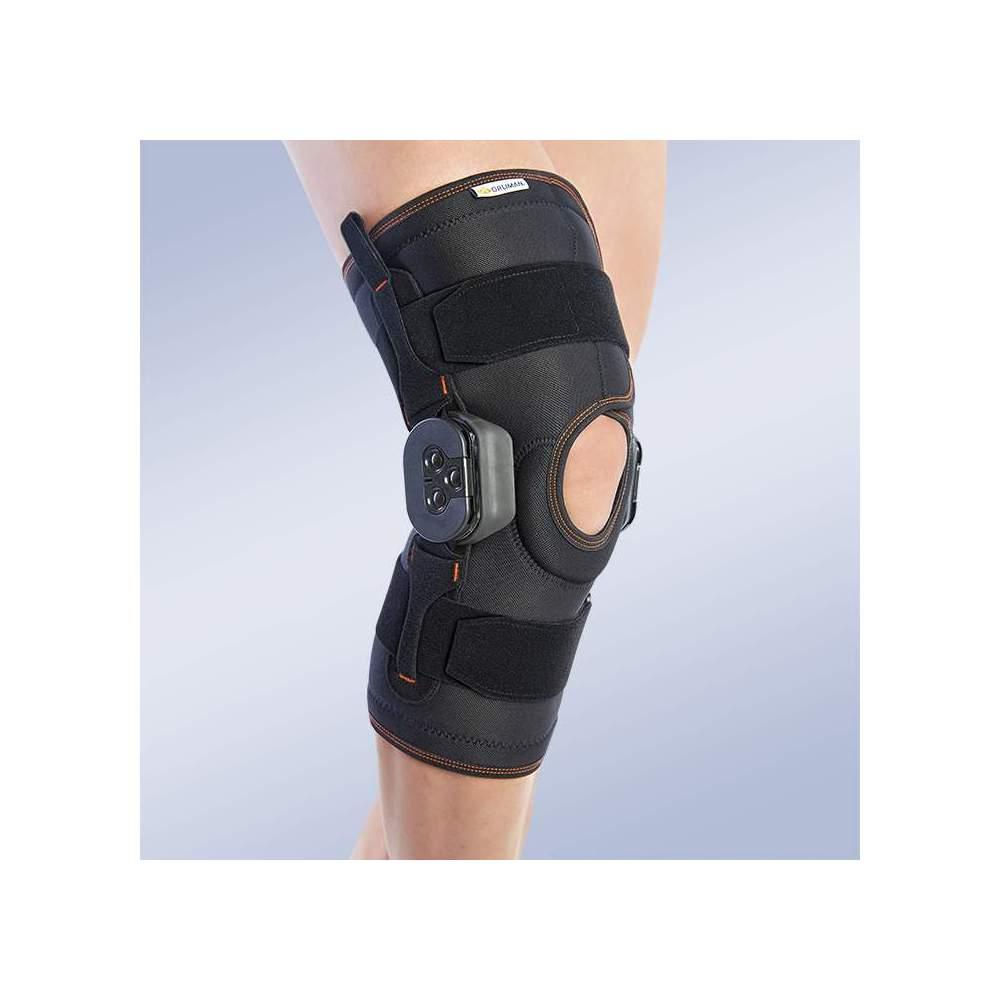 Flexão e extensão do joelho CURTA - Flexão e extensão de joelho curto 0-15-30-60-90º