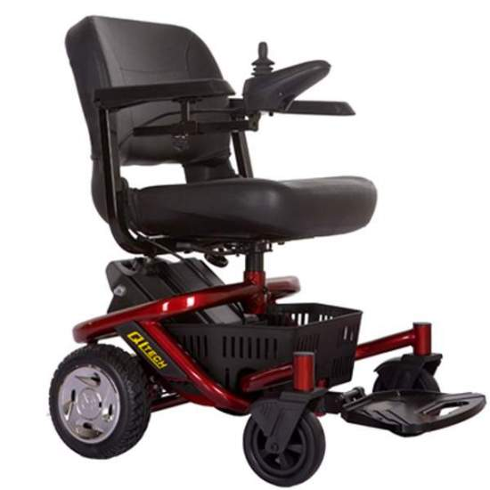 Capri wheelchair -  Capri electric wheelchair