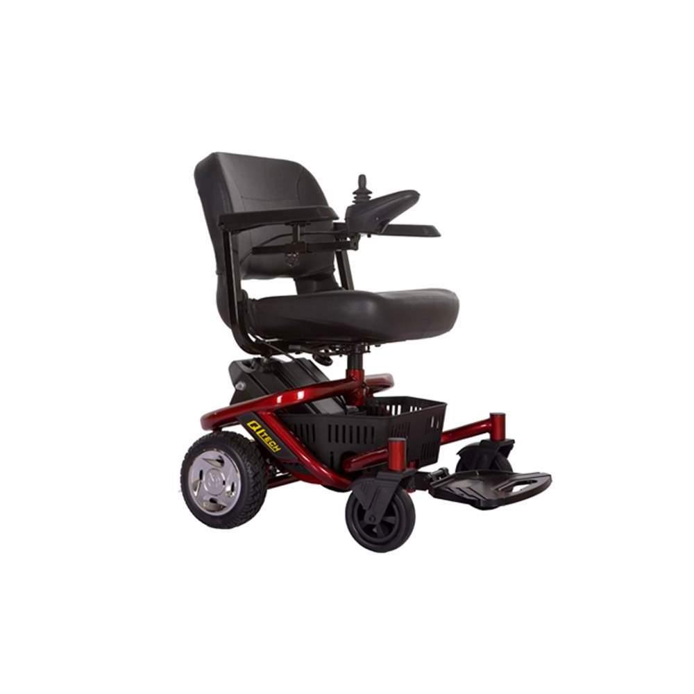 Capri sedia a rotelle for Sedia elettrica youtube