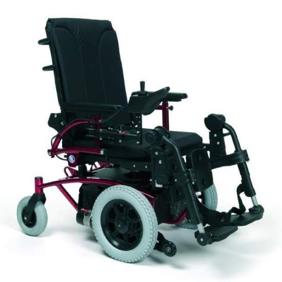 Navix Wheelchairs (Front Wheel Drive) -  Navix wheelchair allows better maneuverability