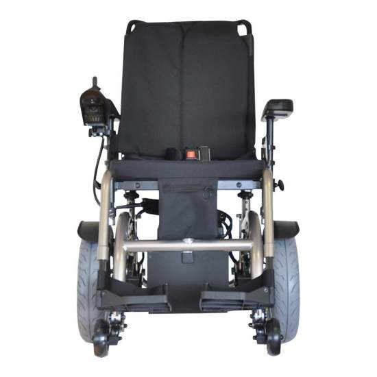 Silla de Ruedas K-Movie Rehab