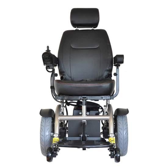 rodas filme K-cadeira capitão -  Cadeira de rodas Kymco K-Movie Capitão