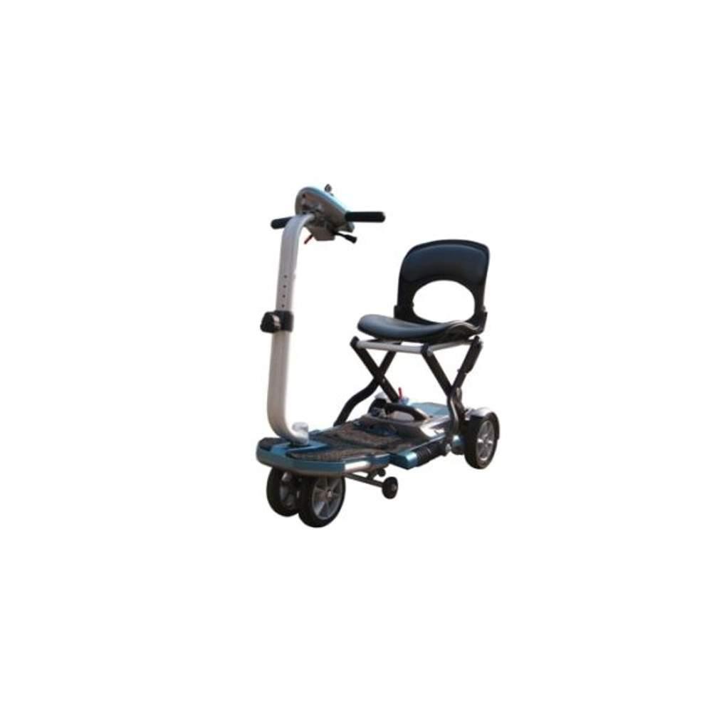 Scooter plegable Brio S con apoyabrazos - Scooter Brio S