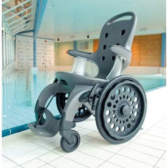 cadeira aquática e MRI Fácil rolo -  cadeira aquática e MRI Fácil rolo