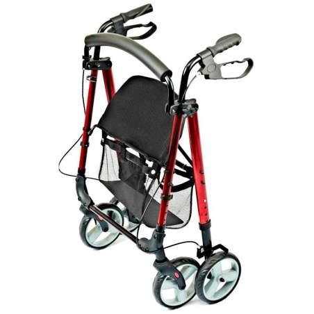 Rolator andador con asiento regulable Hi-Low