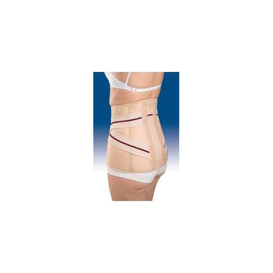 HIGH lombo-sacrée LUMBO 3TEX FAJA 6212 - Fait de tissu à trois couches (mousse polyester et coton), rigide et respirant, spécialement conçu pour un maximum de respirabilité.