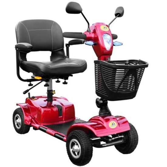 Urban motorino elettrico Libercar - URBAN Libercar scooter elettrico. Un compatto scooter ad alte prestazioni.