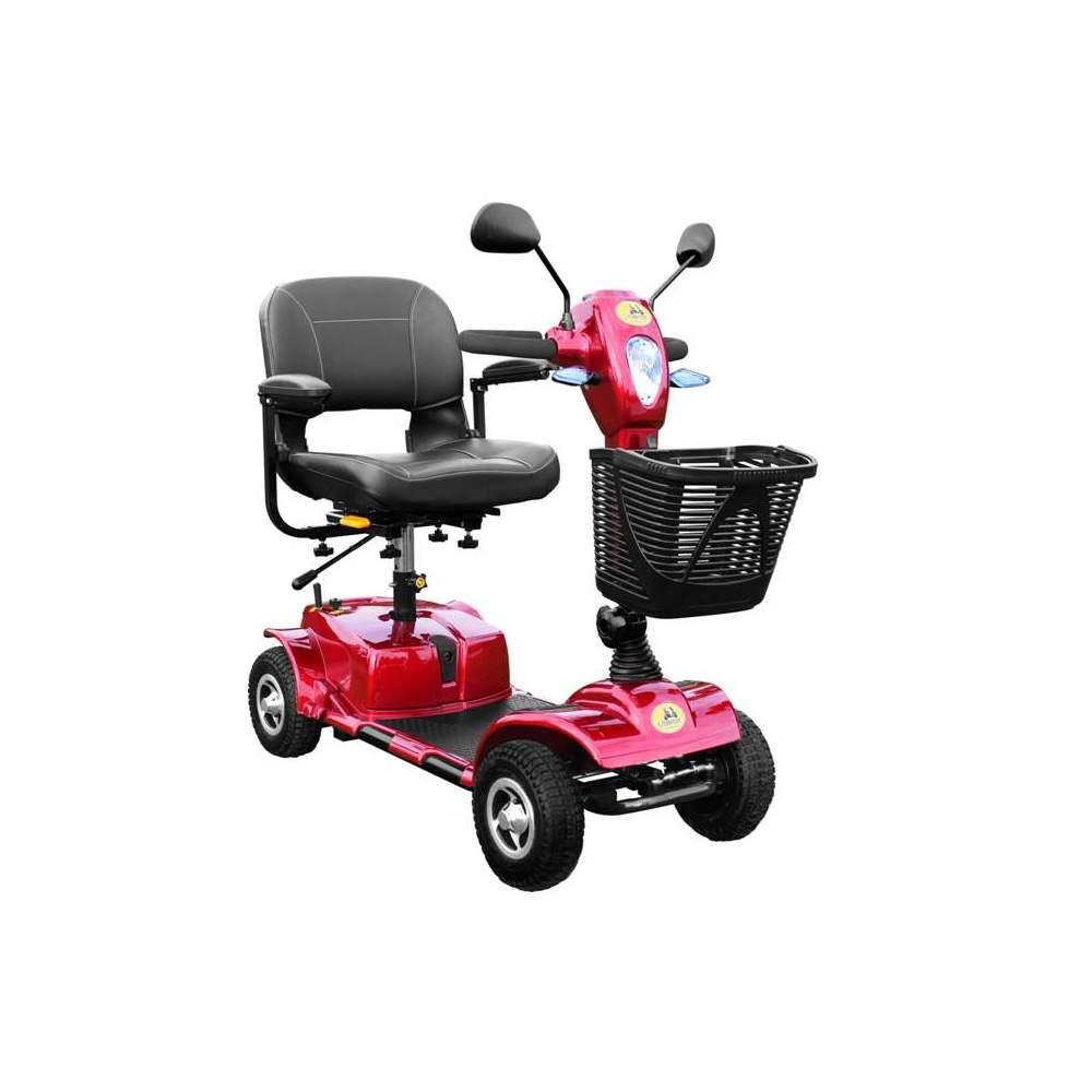 Scooter eléctrico Libercar Urban 2018 - El Scooter eléctrico Libercar URBAN version 2018, es el scooter compacto con las mejores prestaciones de su categoría. Diseñado especialmente para aquellas personas que...