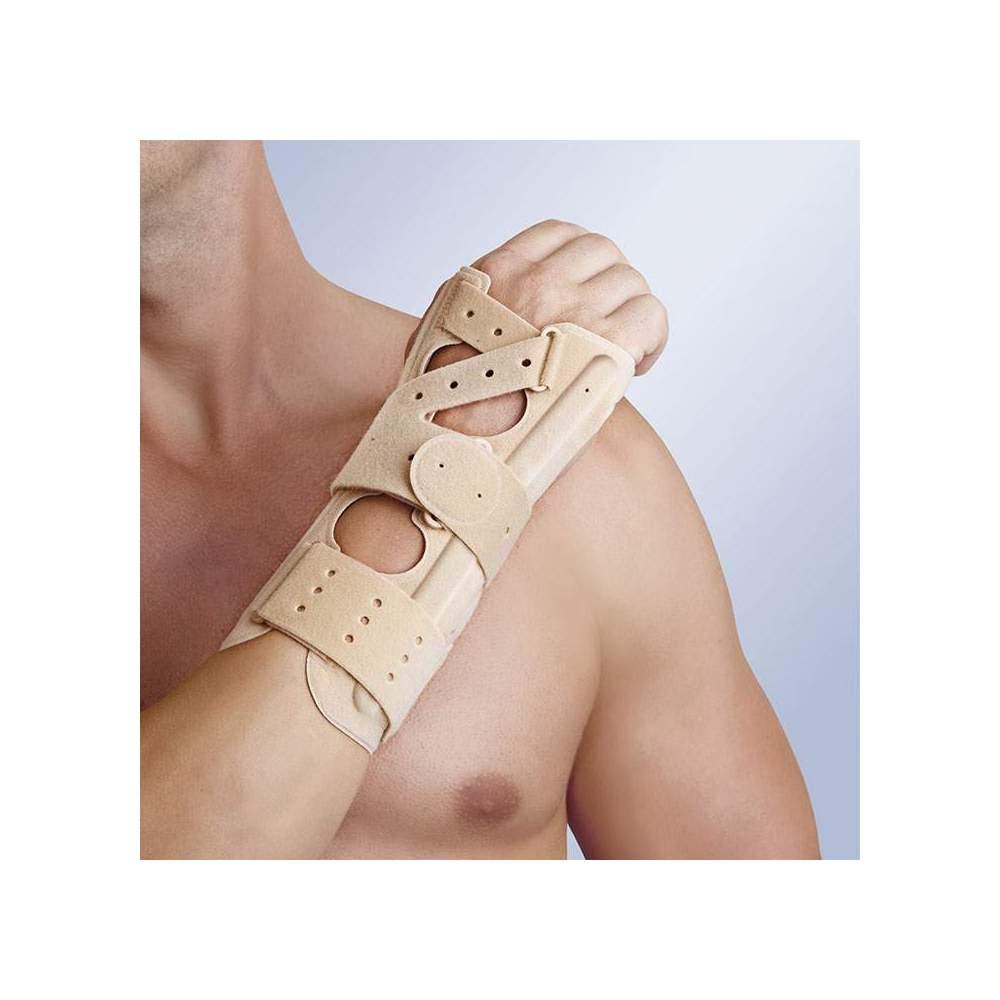 BRACELET attelle PALM Orliman ambidextre - Bracelet fait de matériaux respirants de dernière génération.