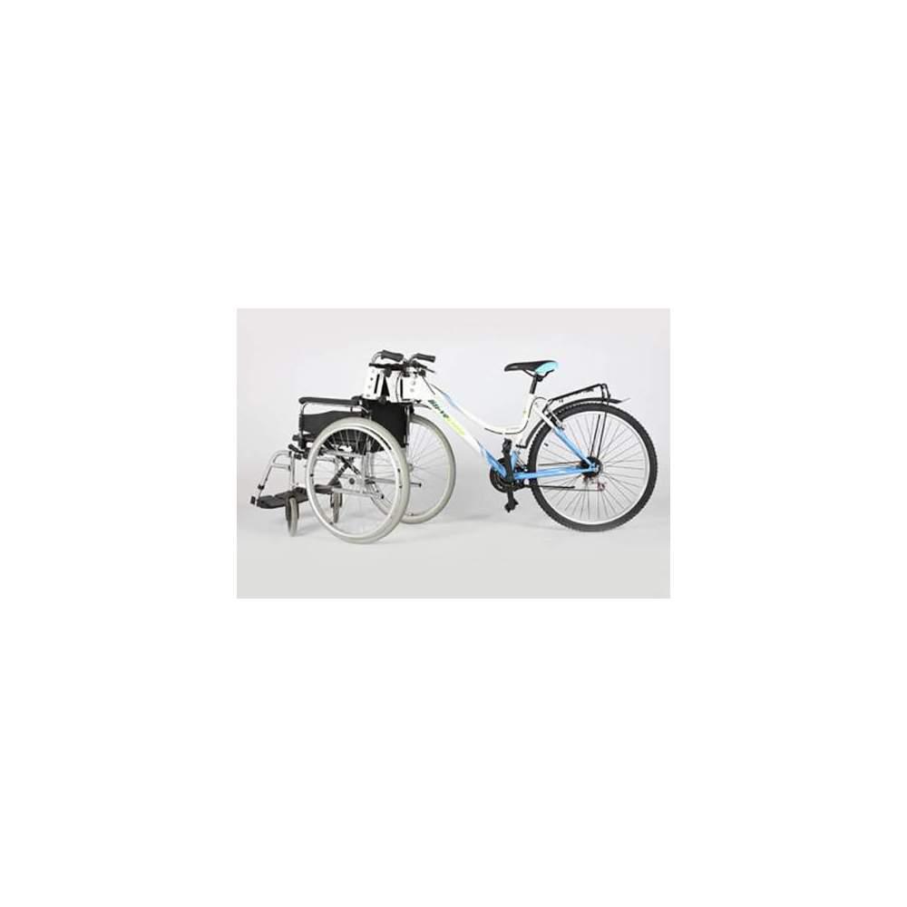 Kit Adapta - El Kit Adapta, se ha mejorado para adaptarse mejor a todo tipo de sillas y bicicletas.