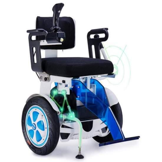 Wheelchair A6 - Airwheel chair A6S Elegant self-balancing electric wheelchair