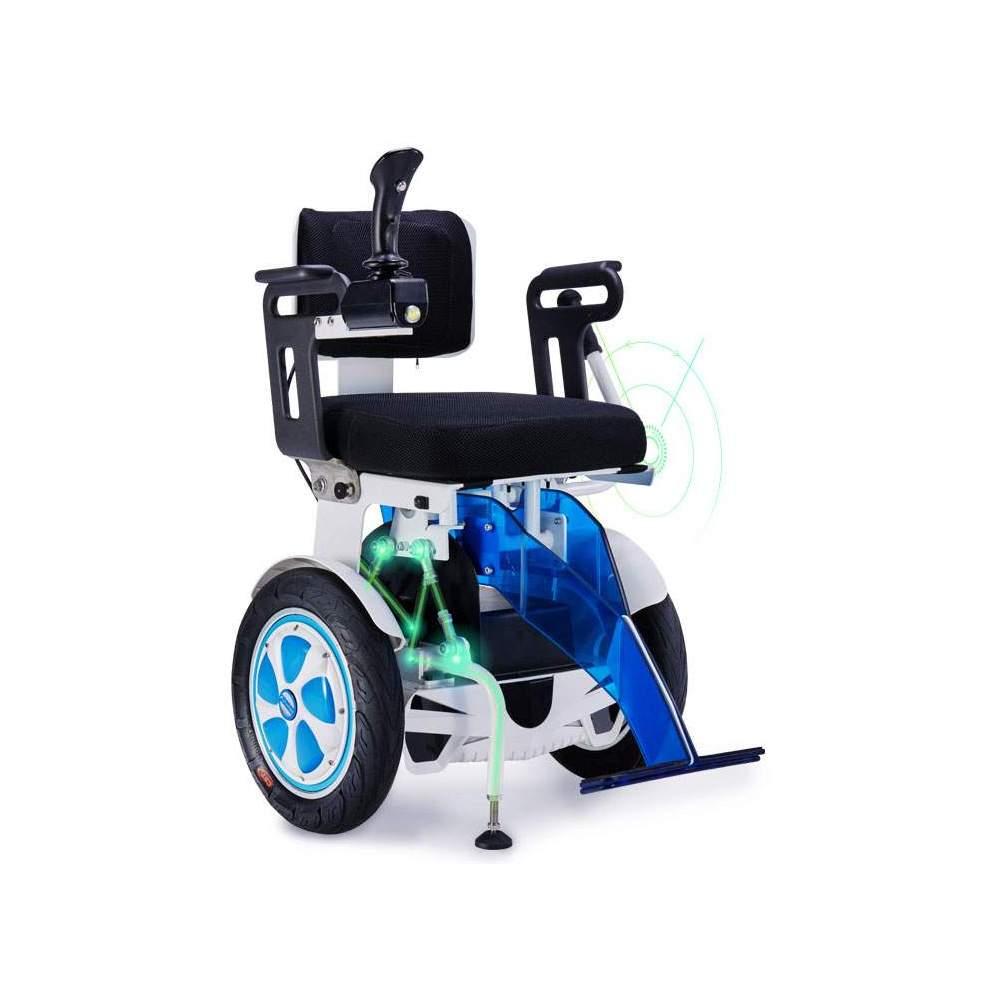 Silla de ruedas A6 - Silla Airwheel A6S Elegante silla de ruedas auto-equilibrante eléctrica.