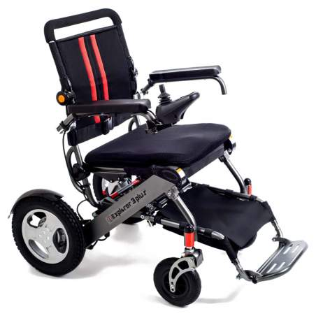 Wheelchair I Explorer 3plus