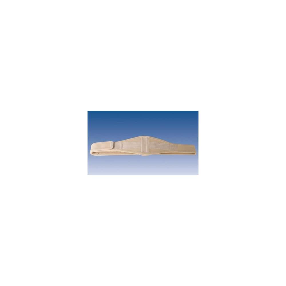 TRUSS NOMBRIL O-104 - Sangle élastique avec fermeture velcro dos en peluche d'oreiller et ombilical interchangeable.