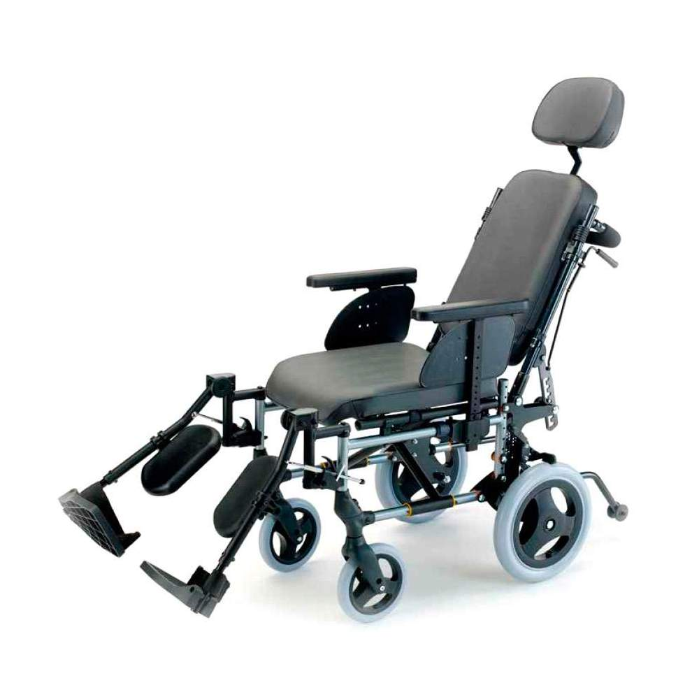 Silla Breezy Premium Respaldo Reclinable - Silla Breezy Premium Respaldo reclinable ruedas pequeñas