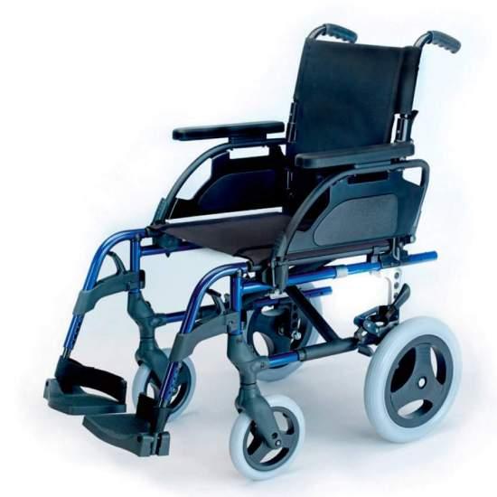 copia dello schienale reclinabile della sedia di stile di Breezy - Sedia in alluminioSchienale reclinabile in stile BrezzyPiccole ruote o pieghevoli per un facile trasporto