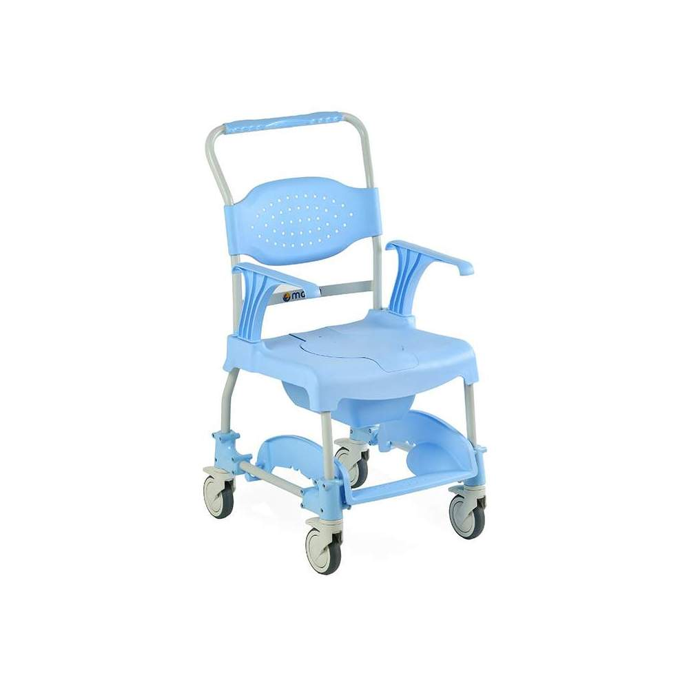 Moem multifunctional shower and bath chair - TheMoem shower chairIt has been created with the objective of facilitating the daily life of the elderly or any type of disability.
