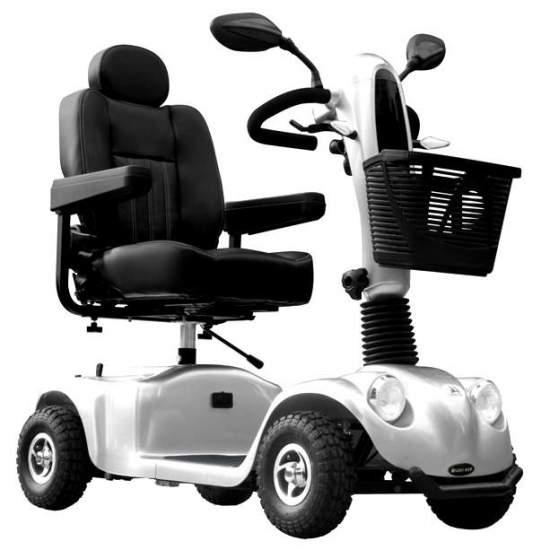 Scooter elettronico Libercar Grand Classe - Scooter elettronico Libercar Model Grand Classe