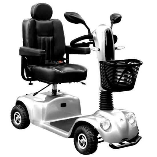 Scooter elettronico Libercar Grand Classe