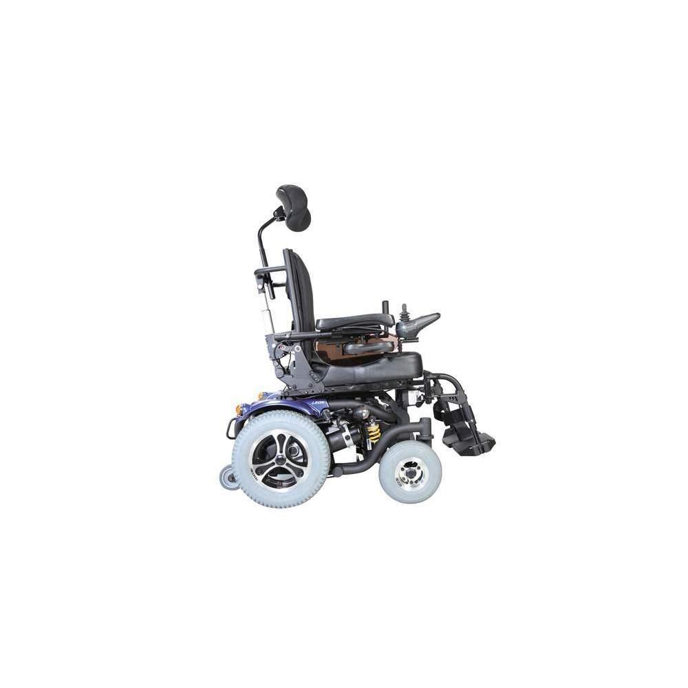 Silla de ruedas Leon - Silla de ruedas eléctrica y basculante León