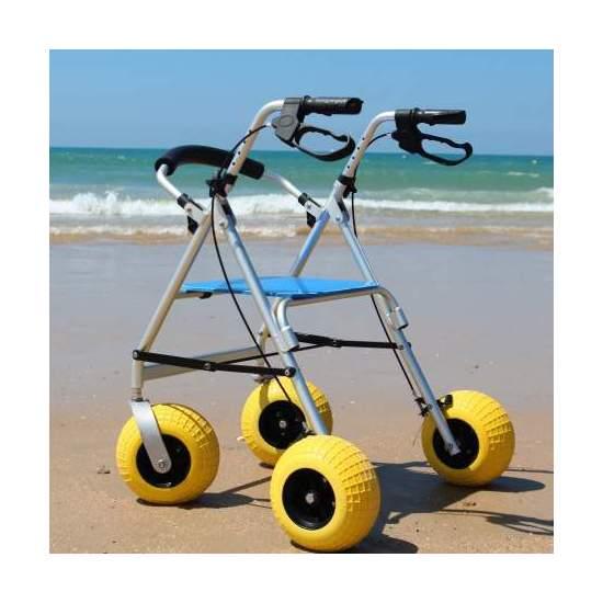 Andador para la playa Walker City - Andador para la playa, campo y zonas donde el terreno es irregular, adoquinado, arenoso,etc.Andador para la playa, campo y zonas donde el terreno es irregular, adoquinado, arenoso,etc.