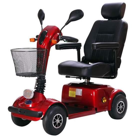 Scooter elétrico Nico 4036-E - Scooter para mobilidade reduzida