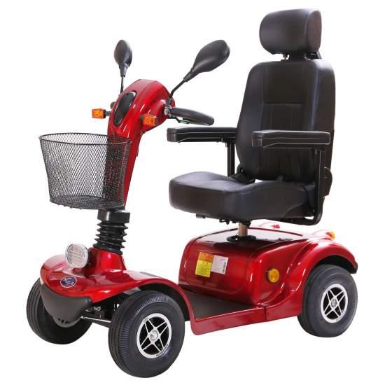 Scooter elétrico Nico 5036-E - Scooter para mobilidade reduzida