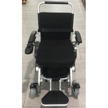 Boreal sedia elettrica for Sedia elettrica youtube