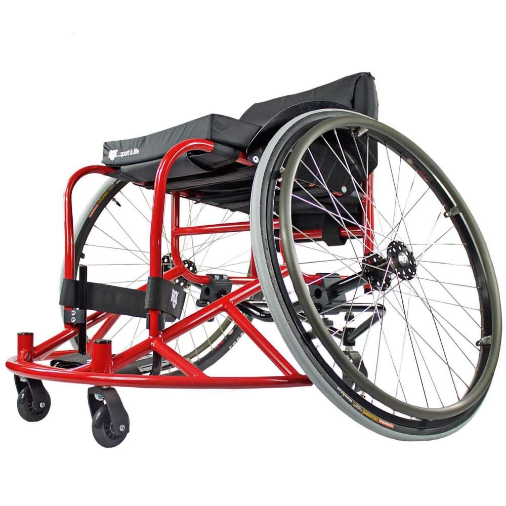 Silla Club Sport - La silla deportiva más versátil. La Club Sport es ideal para niveles deportivos iniciales y medios, siendo equipo indispensable en tu club deportivo!