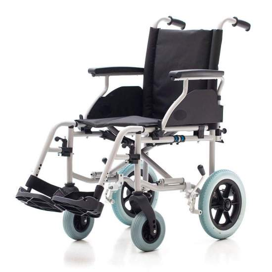 Wheelchair Country 1412SR - Steel wheelchair with small rear wheels r315