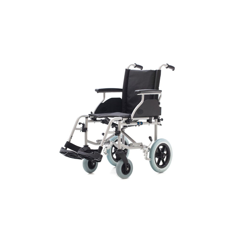 Wheelchair country 1416sr for Sedia a rotelle ruote piccole