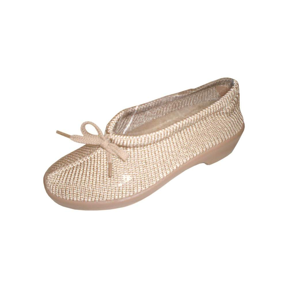 Zapatillas de Malla Modelo New Lady - Zapato confeccionado con hilo de seda y acrílico para una adaptación total al pie, con plantilla anatómica lo que hace que se obtenga un mejor apoyo y máximo confort.