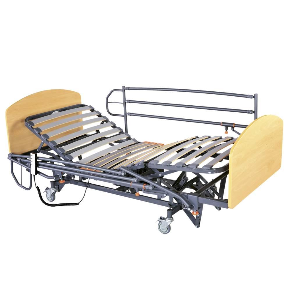 lit lectrique carelift avec l vation de 90 x 190 cm. Black Bedroom Furniture Sets. Home Design Ideas
