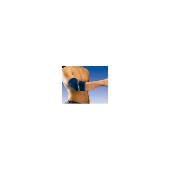 NEOPRENE COUDE 4300 - Elbow fabriqué en néoprène de 3mm et les zones distales en forme vivants pour empêcher la migration de l'orthèse.