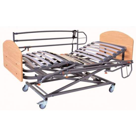Cama completa FULL GS 90 x 190 cms - Articulated bed with electric lift carriage measures 80 cm x 190 cm