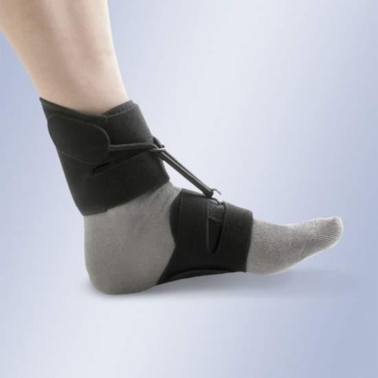 BANDA PARA INTERIOR BOXIA(1 UNIDAD) - Diseñada anatómicamente según morfología del pie izquierdo o derecho dando soporte en el arco plantar gracias al almohadillado que incorpora.