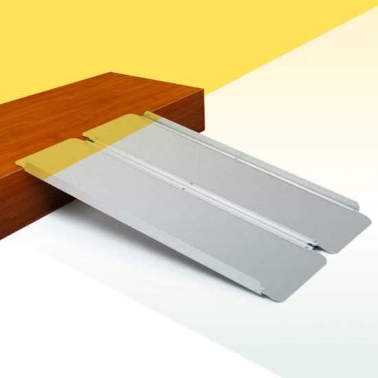 Rampas Sky Libro - Gracias a su fabricación en aluminio de alta calidad, las Rampas Sky Libro son muy ligeras.