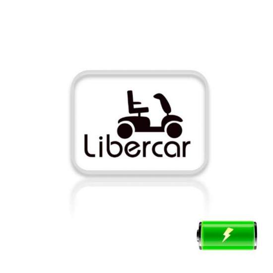 Battery for wheelchairs Libercar - We have batteries for the following wheelchair Libercar: Mistral, Power Chair, Emblem, Mistral 7, Mistral 10