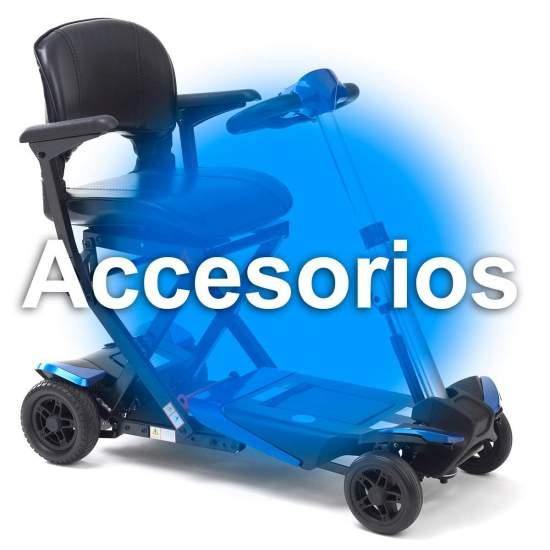 Accesorios Scooter Transformer - Accesorios para la Scooter Transformer de Apex