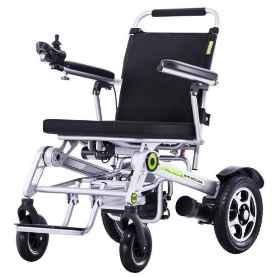 Aluminum electric wheelchair H3S